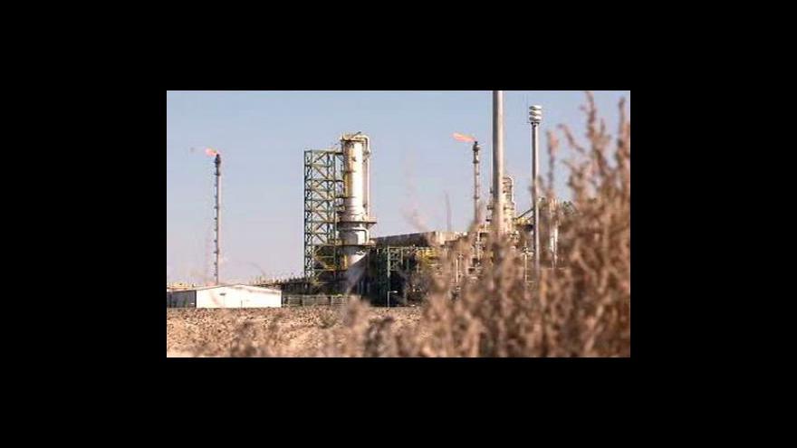 Video Irák se chlubí obřím nalezištěm ropy