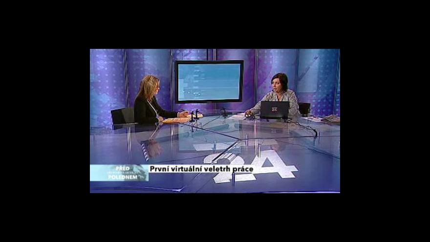 Video Rozhovor s Martinou Ettelovou
