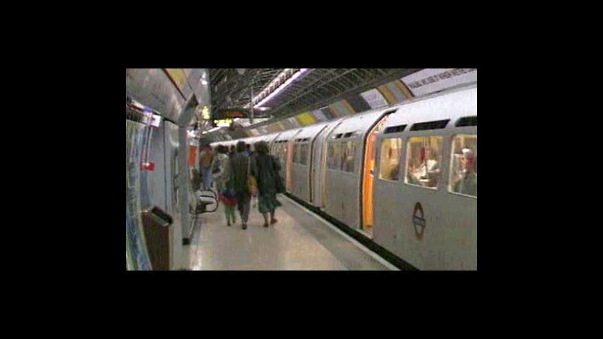 Video Londýnské metro ochromila stávka