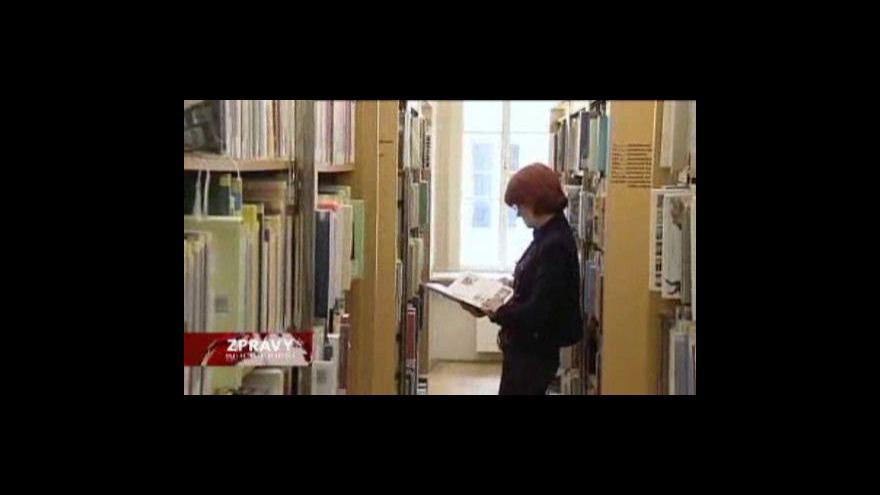 Video Začíná Týden knihoven