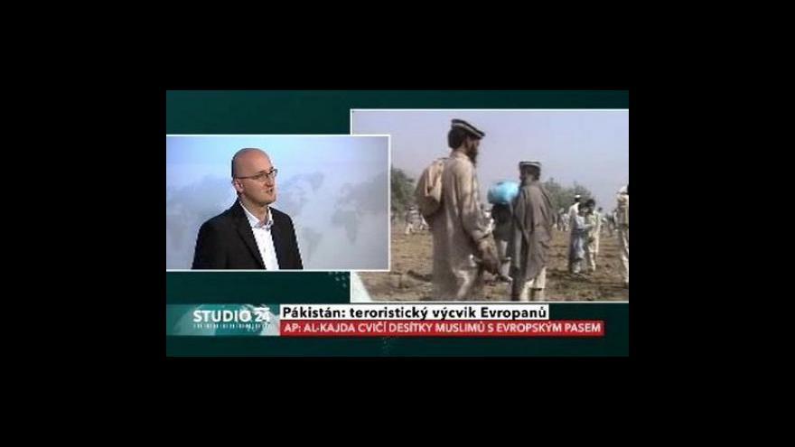 Video Bezpečnostní situace v Pákistánu