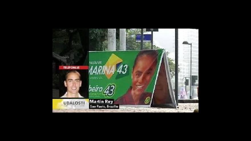 Video Vstup Martina Reye