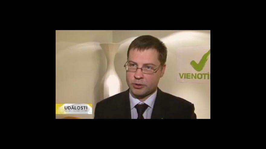 Video V lotyšských volbách zvítězila vládnoucí koalice