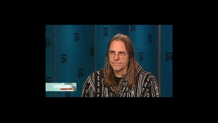 Video Rozhovor s Vladimírem Hulcem