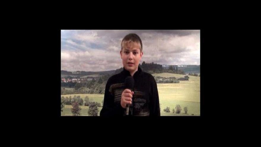 Video Reportáž Filipa Martínkoviče