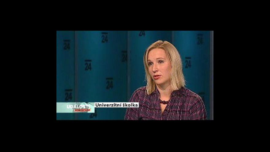 Video Rozhovor s Janou Neumanovou