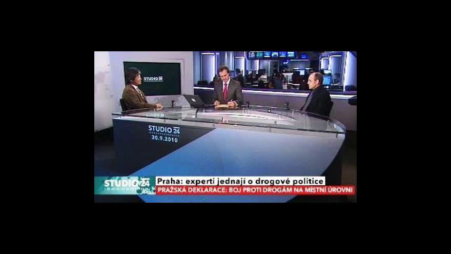 Video Rozhovor s Josefem Radimeckým a Martinem Y. Yguchim
