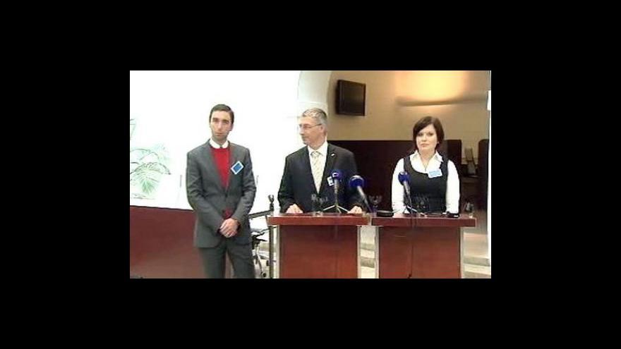 Video Brífink Jana Vituly