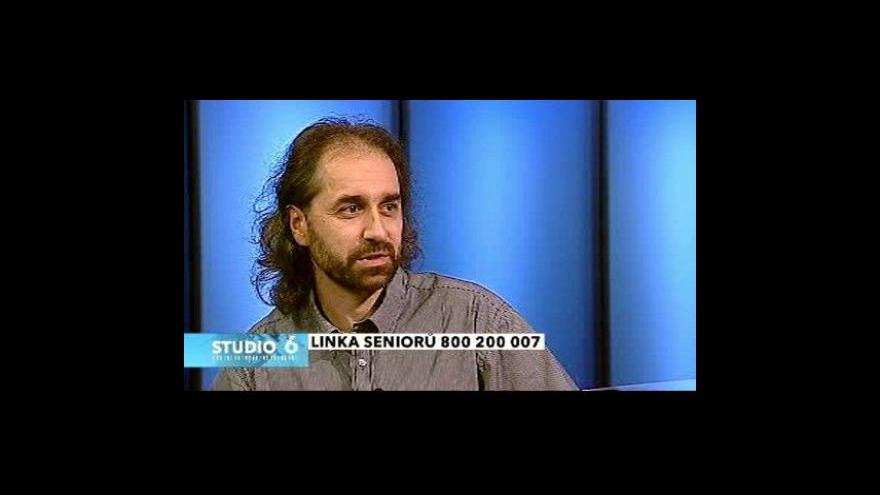 Video Rozhovor s Michalem Horažďovským