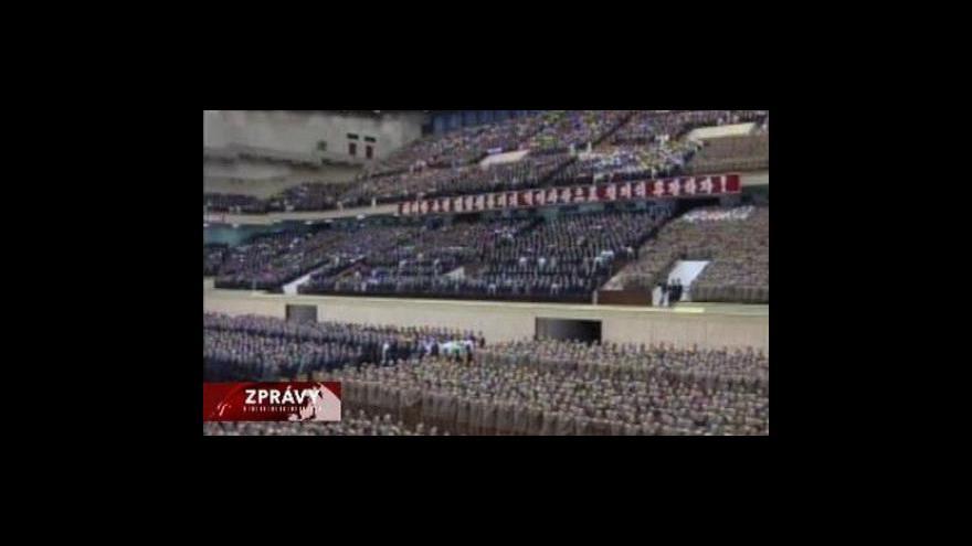 Video Jižní a Severní Korea u jednoho stolu