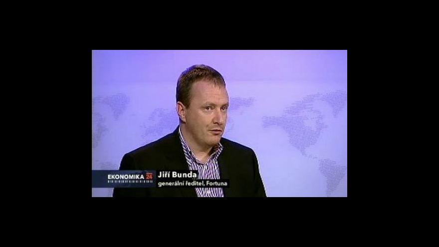 Video Rozhovor s Jiřím Bundou