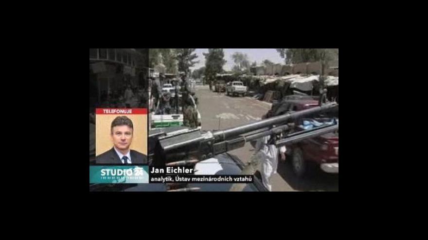 Video Zpravodajské služby odhalily připravované útoky