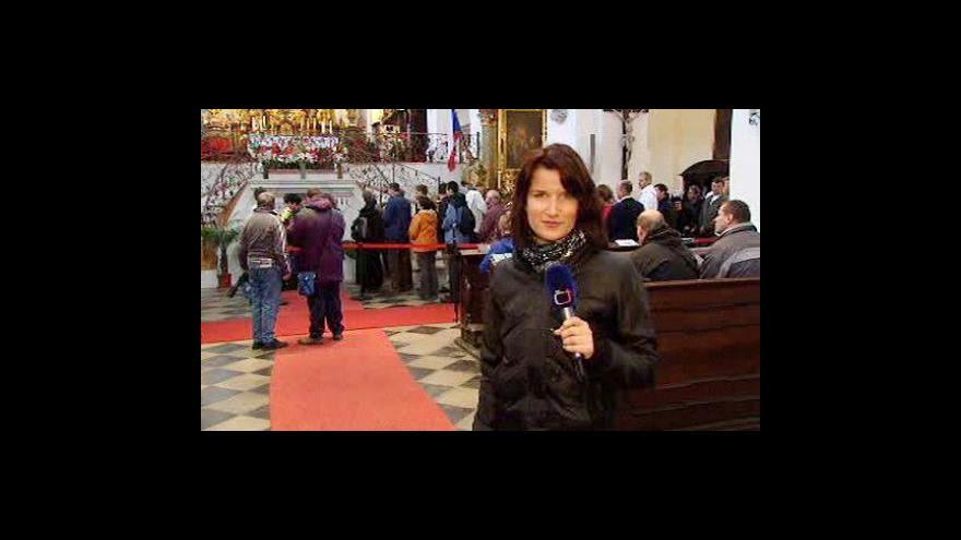 Video Reportáže Lucie Komňacké a Luďka Jíry