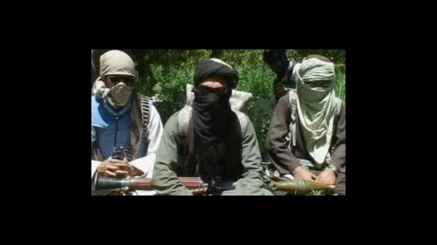 Video USA zasahovaly v Pákistánu