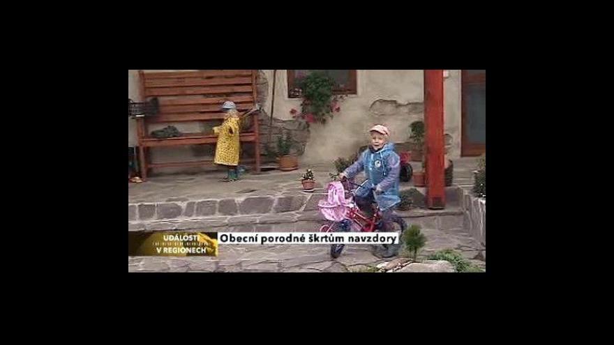 Video Porodné na Táborsku