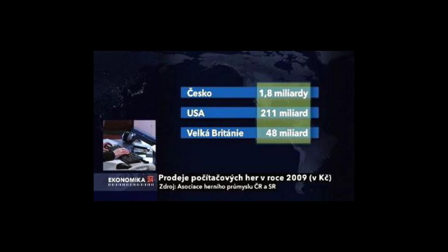 Video Rekordní tržby za PC hry