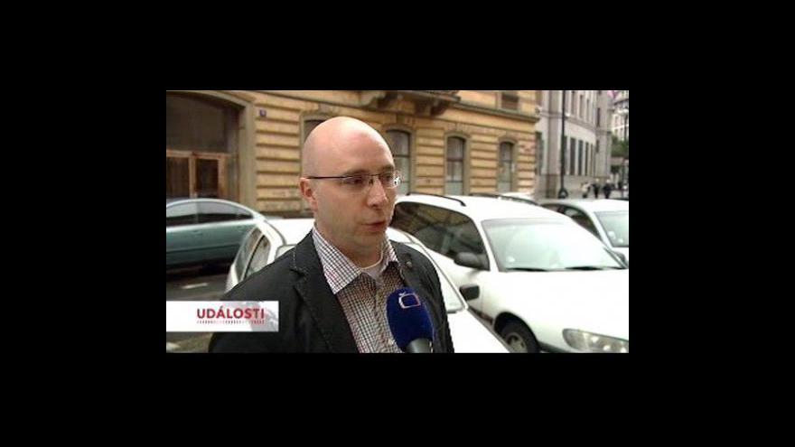 Video Reportáž Markéty Šenkýřové