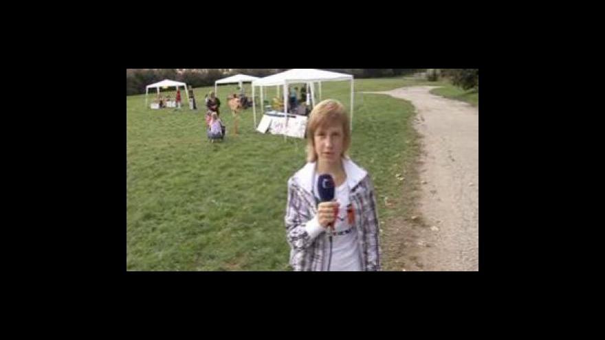 Video Reportáž Petry Sojkové