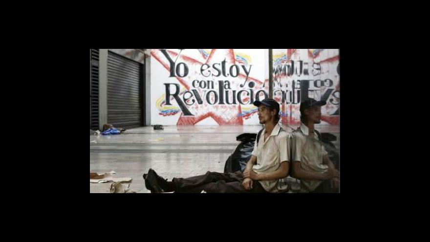 Video Chávez vyhrál, důvod k radosti ale nemá
