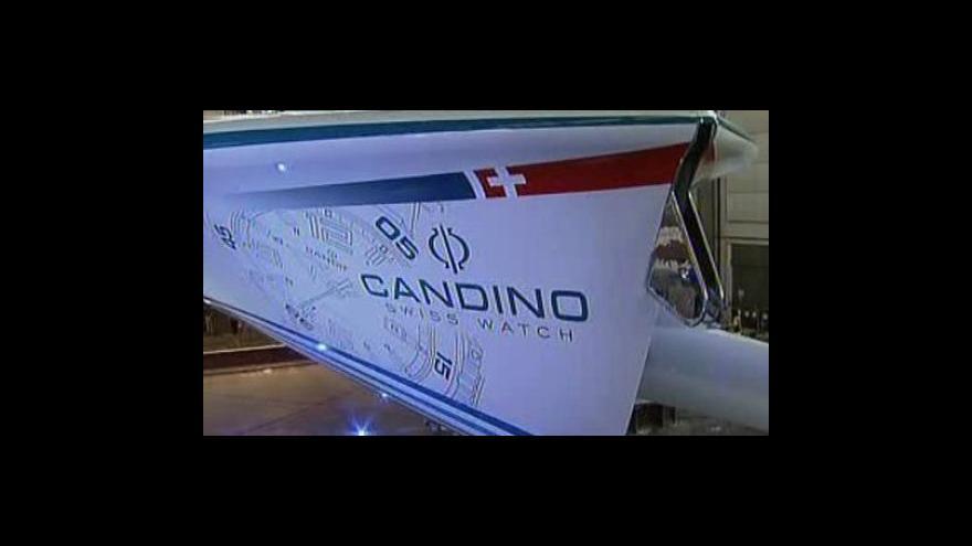 Video Solární loď se vydá na dalekou plavbu