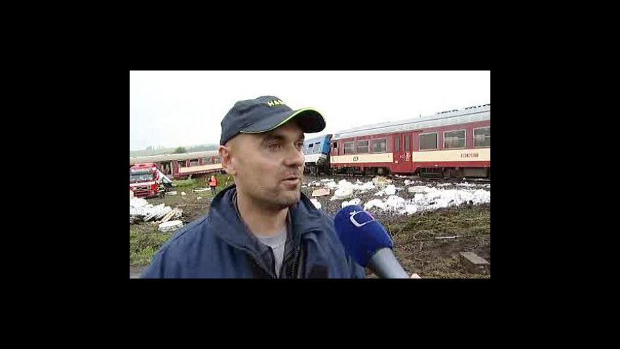 Video Reportáž Lukáše Pospíšila a Moniky Bezuchové