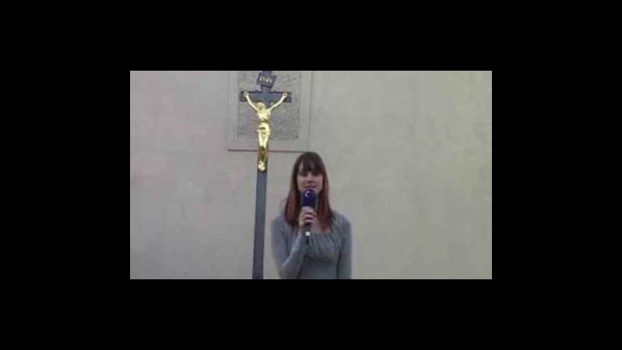 Video Reportáž Terezy Svítilové