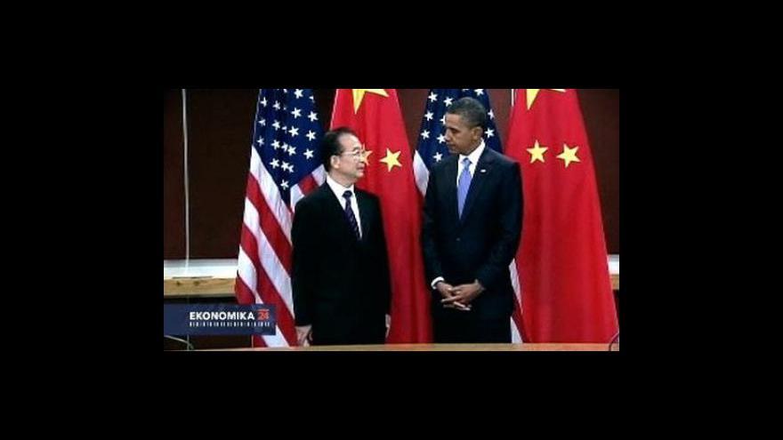 Video USA chystají clo na čínské zboží