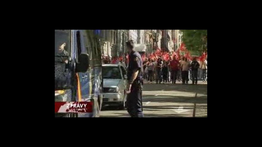 Video Ve Španělsku se chystá stávka