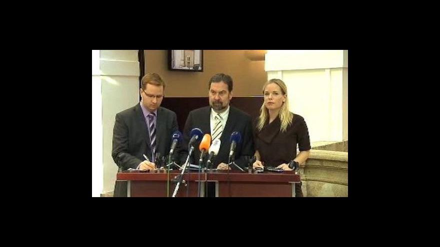 Video Brífink VV ke komunálním volbám