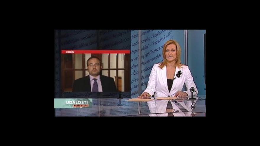 Video Josef Dobeš v Událostech, komentářích