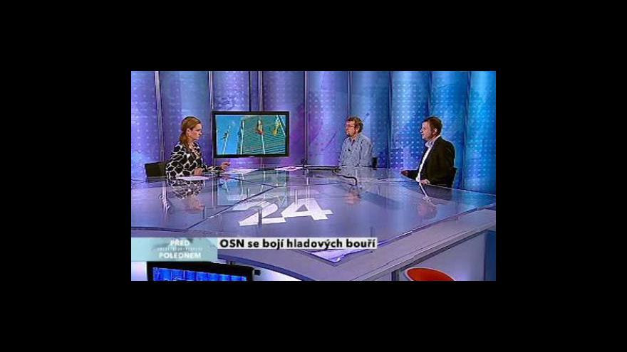 Video Rozhovor s Martinem Maříkem a Michalem Brožkou