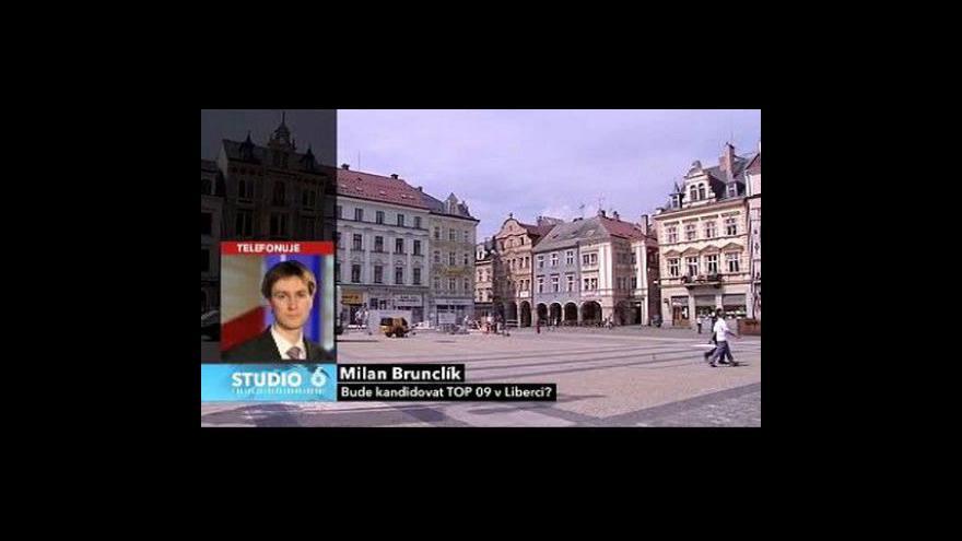 Video Telefonát Milana Brunclíka