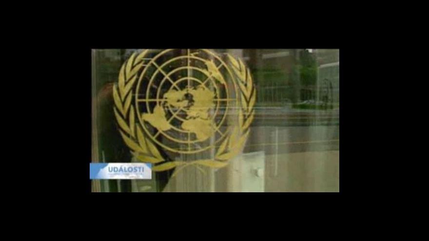 Video Ahmadínežád pobouřil v OSN