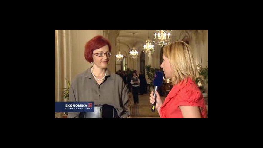 Video Vstup Lucie Müllerové