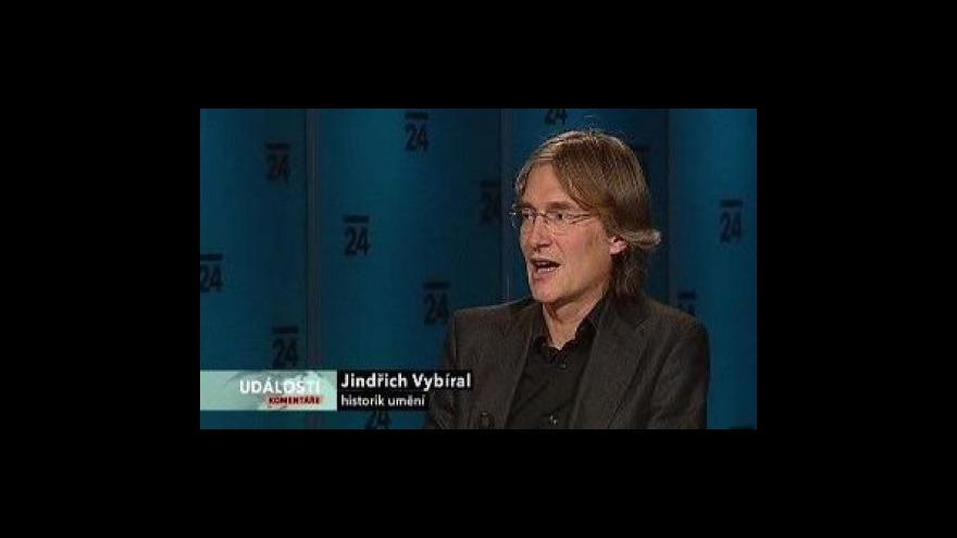 Video Rozhovor s Jindřichem Vybíralem