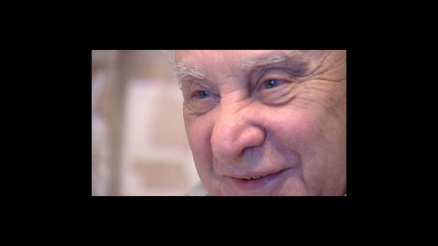 Video Rozhovor se Semjonem Vilenským v Událostech, komentářích