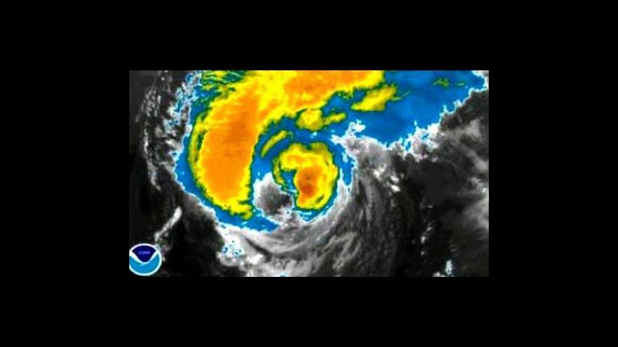 Video Hurikán Igor se přehnal přes Kanadské pobřeží Atlantiku