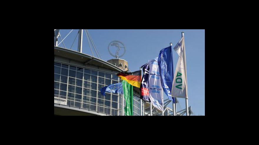 Video V Hannoveru začíná mezinárodní veletrh IAA