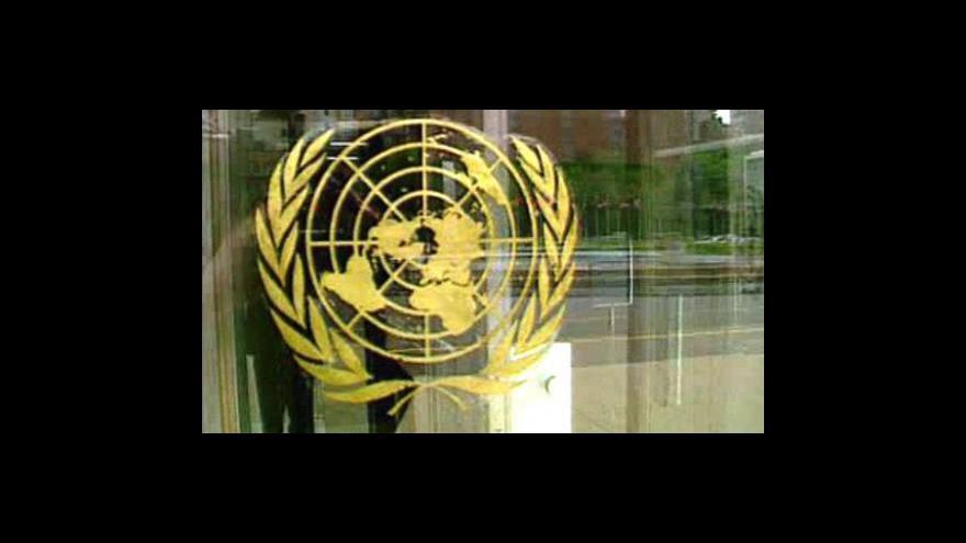 Video V New Yorku začíná Valné shromáždění OSN