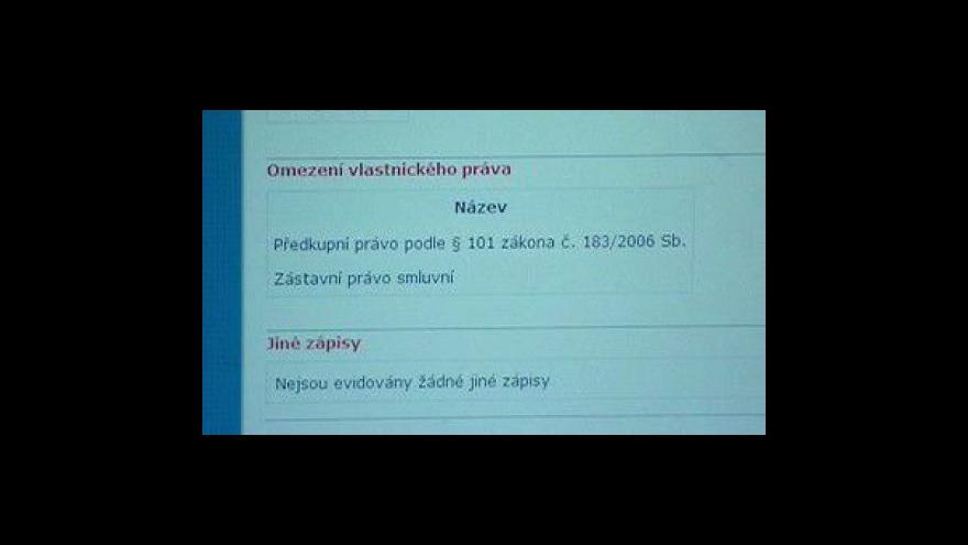 Video Reportáž Zdeňka Soukupa