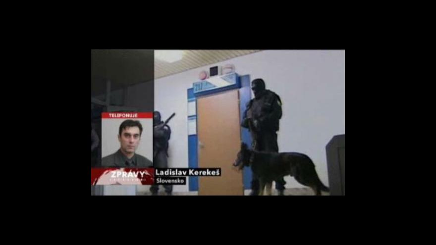 Video Telefonát Ladislava Kerekeše