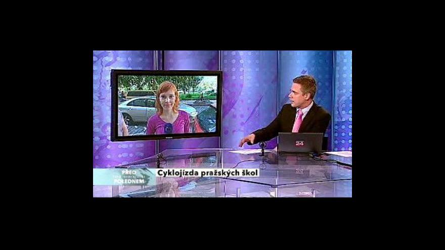 Video Vstup Barbory Peterové