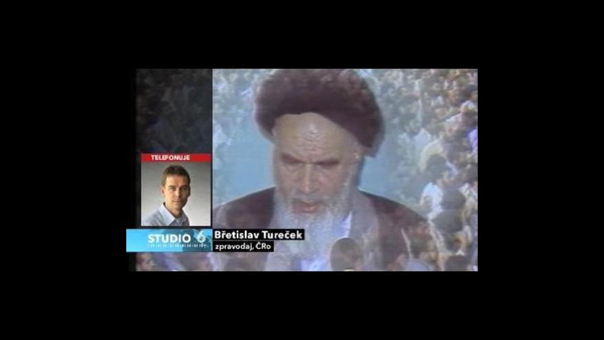 Video Rozhovor s Břetislavem Turečkem