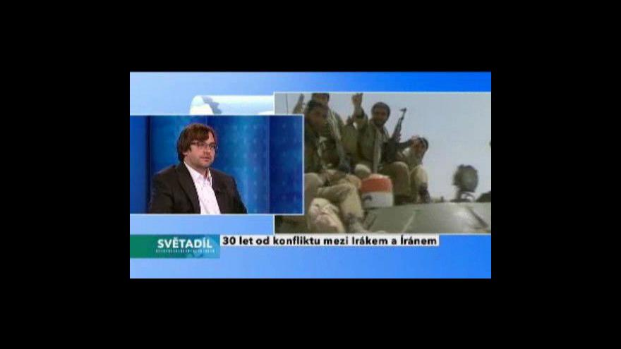 Video Světadíl o íránsko-irácké válce