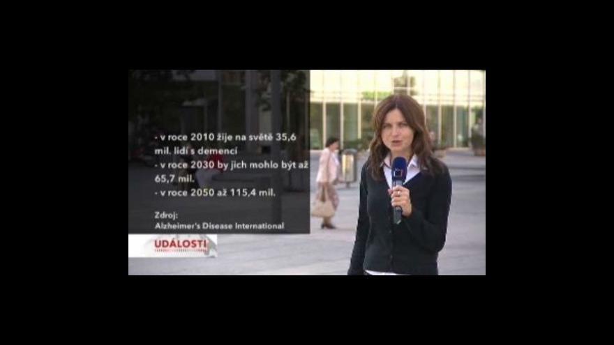 Video Reportáž Lucie Horáčkové