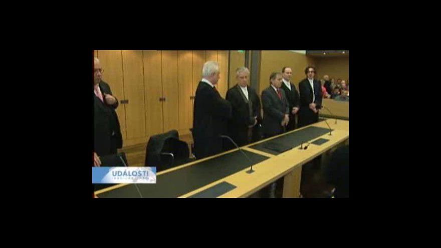 Video Reportáž o soudu s Helmuthem Schusterem
