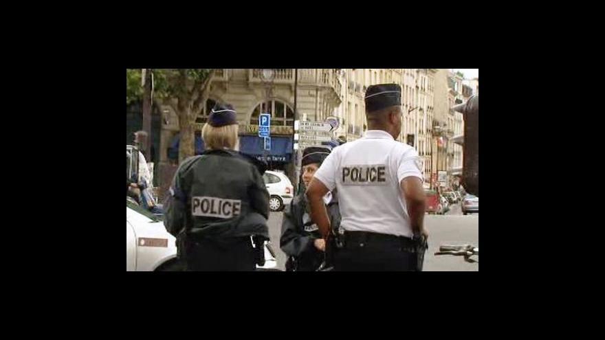 Video Francii hrozí teroristický útok