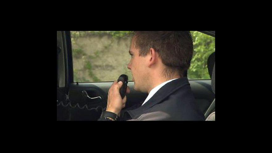 Video Slovenské řidiče čeká kontrola