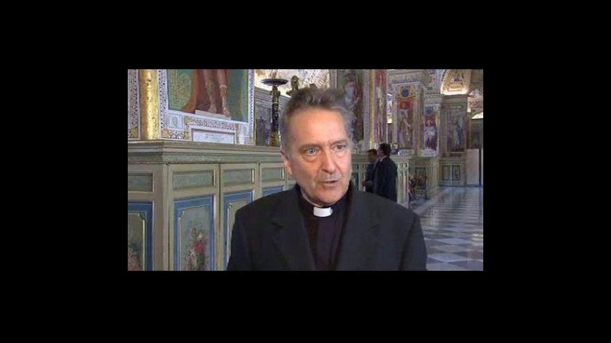 Video Vatikán otevírá svou historickou knihovnu
