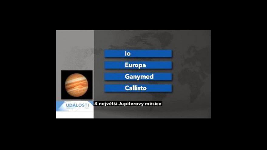 Video Jupiter bude nejblíže Zemi od roku 1963